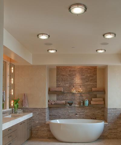 Turno In Elegant Bathroom
